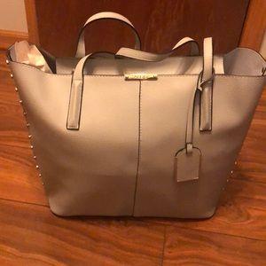 New Aldo gray purse